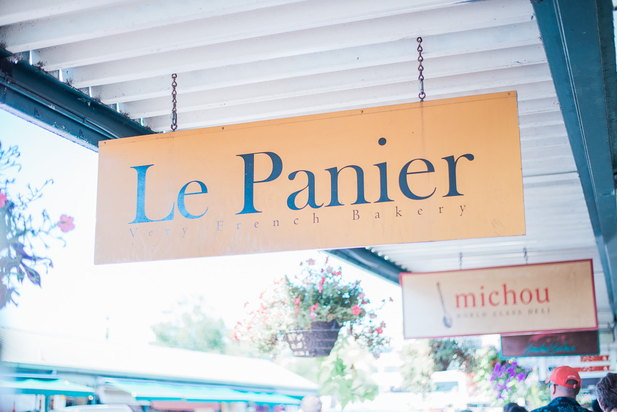 Le Panier, Best Coffee in Seattle, Pike Place Market - Photography by Emma, West Coast