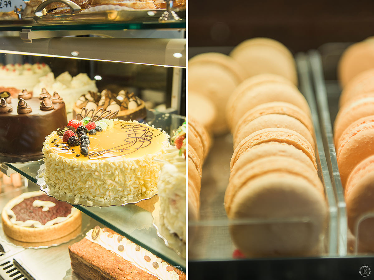 Best bakery in Toronto - Lamanna's Cafe - Macarons